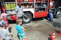 Broučci u hasičů