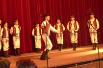 Návštěva folklorního vystoupení