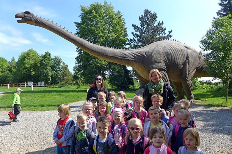 Výlet – DinoPark a ZOO Park Vyškov