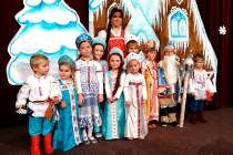 Muzikál Mrazík zahrály děti pro své nejmilejší vkiněMorava