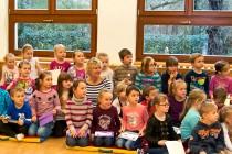 Ve škole – předškoláci v CZŠ