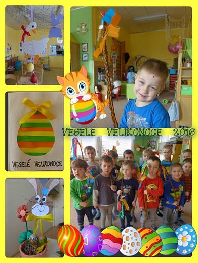 Těšíme se na Velikonoce