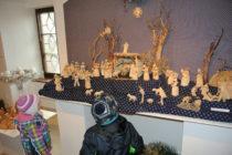 Výstava betlémů na Panském dvoře