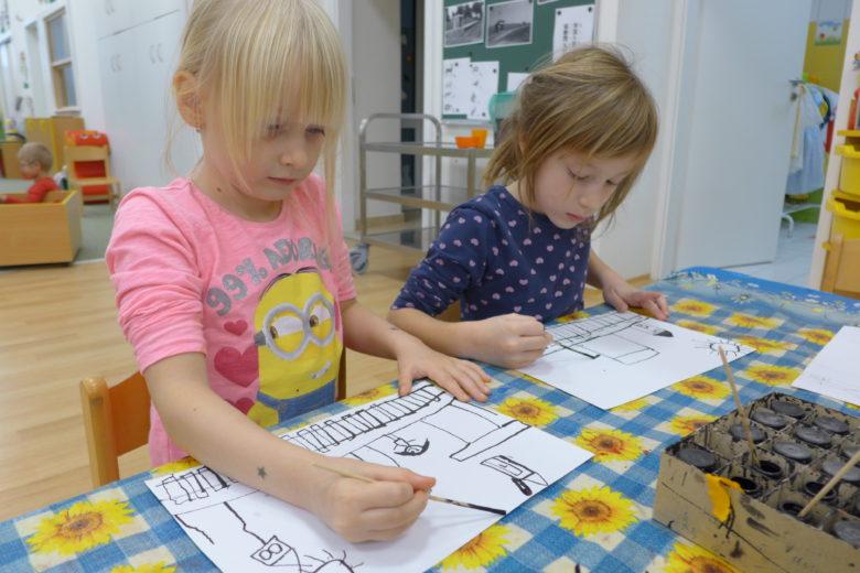 Kreslíme obrázek na pozvánku