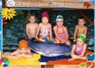 Co dětem nabízíme - plavání