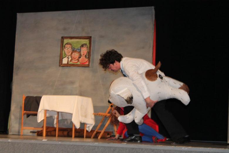 Divadelní pohádka Maxipes Fík
