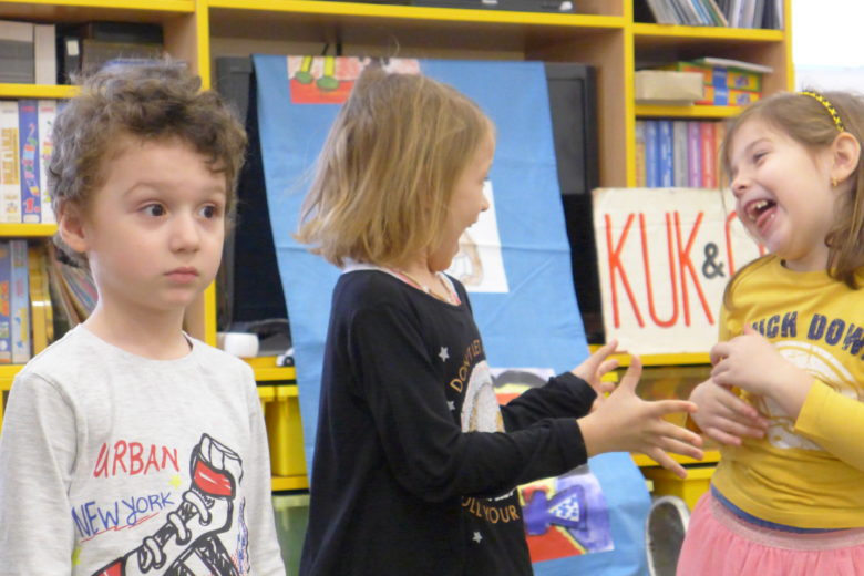 Představení Kuk a Cuk