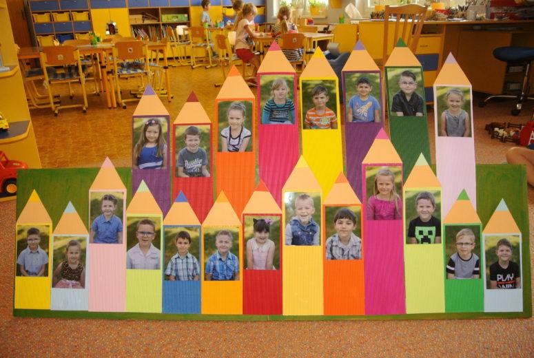 Tablo našich předškoláků