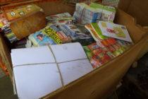 Odvoz sběru papíru